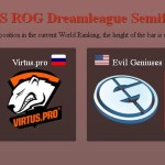 ASUS ROG Dreamleague Season 2 Semifinals