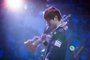 Zest winning IEM World Championship 2015