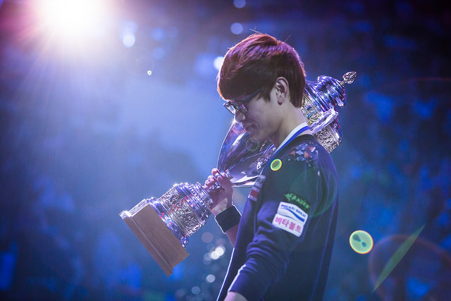 Zest winning IEM World Championship 2015