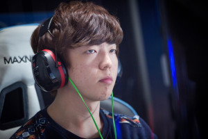 Lee 'Life' Seung Hyun at IEM World Championship 2015