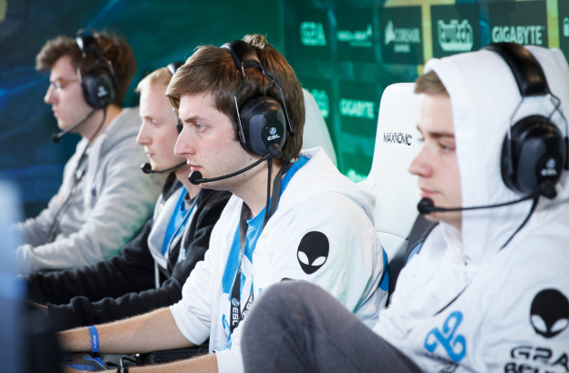 Cloud 9 at ESL One Frankfurt 2015 (© ESL/flickr)