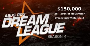 ASUS ROG Dreamleague Season 4