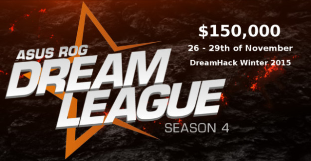 ASUS ROG Dreamleague Season 4